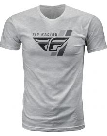 Fly Racing Retro T-Shirt Athletic Heather