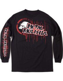 Metal Mulisha Cone Long Sleeve Shirt Black