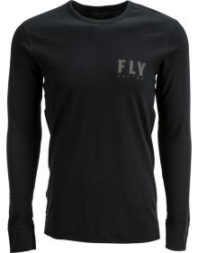 Fly Racing Thermal Long Sleeve T-Shirt Black