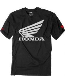 Factory Effex Honda Big Wing Youth T-Shirt Black
