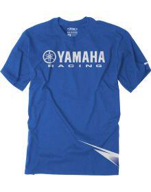 Factory Effex Yamaha Strobe Youth T-Shirt Blue