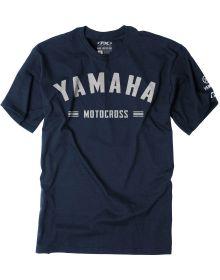 Factory Effex Yamaha Speedy Youth T-shirt Navy