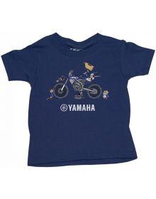 Factory Effex Yamaha Pit Crew Toddler T-shirt Navy