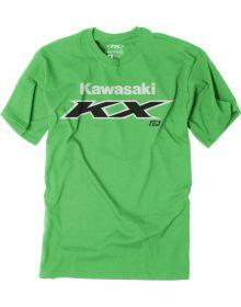Factory Effex Kawasaki KX Youth T-Shirt Green