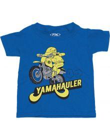 Factory Effex Yamaha Hauler Toddler T-Shirt Royal
