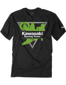 Factory Effex Kawasaki Rider Youth T-shirt Black