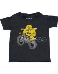 Factory Effex Suzuki Moto Toddler T-shirt Black