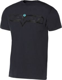 Seven Brand Youth T-Shirt Black/Black