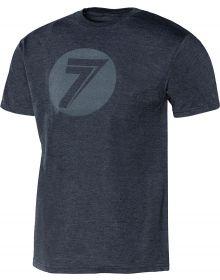 Seven Dot Youth T-Shirt Gray/Reflective