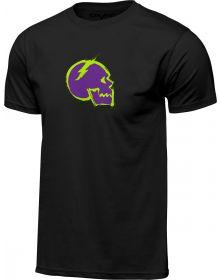 Seven Slay Skull Youth T-Shirt Black