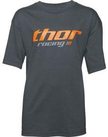 Thor Pinin Youth T-Shirt Charcoal
