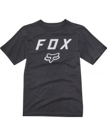 Fox Racing Legacy Moth Youth T-Shirt Black