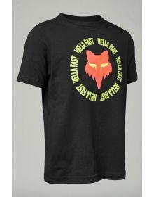 Fox Racing Mawlr Youth T-shirt Black