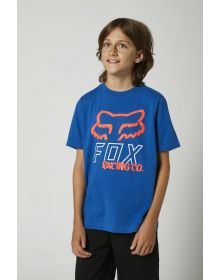 Fox Racing Hightail Youth T-shirt Royal Blue