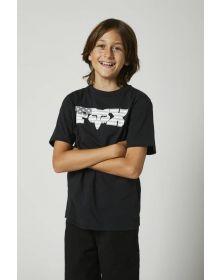 Fox Racing Live Free Youth T-shirt Black