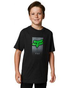 Fox Racing Dier Youth T-shirt Black