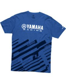 One Industries Yamaha Edgewater Youth T-Shirt Blue