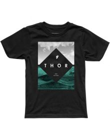 Thor Testing Youth T-Shirt Black