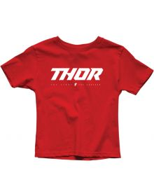 Thor Loud 2 Youth T-Shirt Red