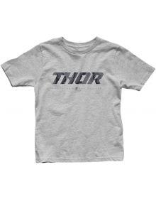 Thor Loud 2 Youth T-Shirt Gray/Camo