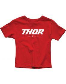 Thor Loud 2 Toddler T-Shirt Red