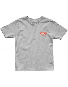 Thor Musquin 25 Youth T-Shirt Heather Gray