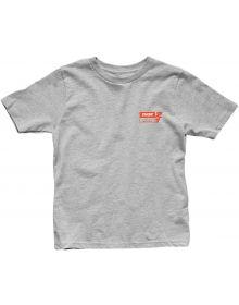 Thor Webb 2 Youth T-Shirt Heather Gray
