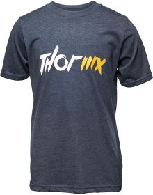 Thor 2021 MX Youth T-Shirt Navy