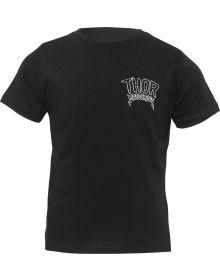 Thor Metals Toddler T-Shirt Black