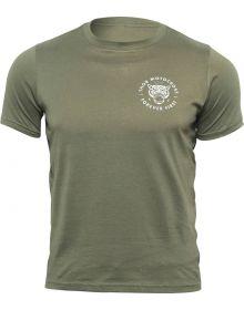 Thor El Gato Youth T-Shirt Military Green