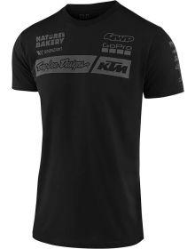 Troy Lee Designs KTM Team 2020 Youth T-Shirt Black