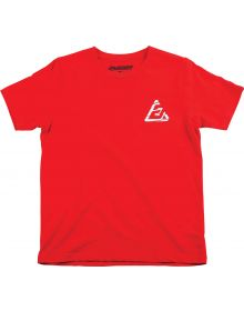 Answer Broken Youth T-Shirt Red