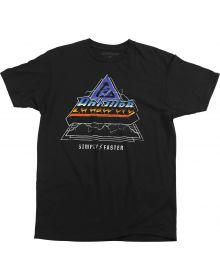 Answer Flashback Youth T-Shirt Black