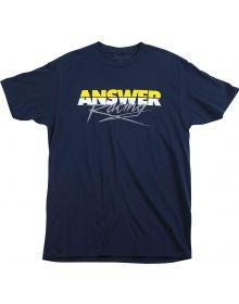Answer Pro Glow T-Shirt Navy