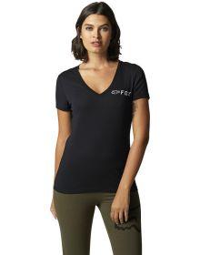 Fox Racing Apex Womens T-shirt Black