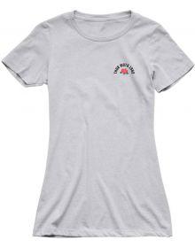 Thor Rose Womens T-Shirt Silver