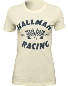 Thor Hallman Champ Womens T-Shirt Ivory