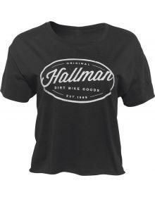 Thor Hallman Goods Womens T-Shirt Black