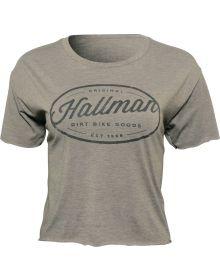 Thor Hallman Goods Womens T-Shirt Ash