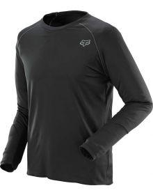 Fox Racing Baselayer Long Sleeve Shirt Black