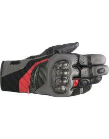 Alpinestars Belize Gloves Black/Anthracite/Red