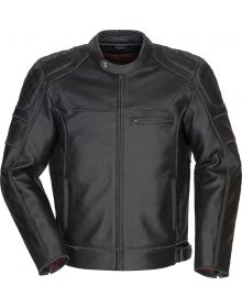 Cortech Dino Leather Jacket Black