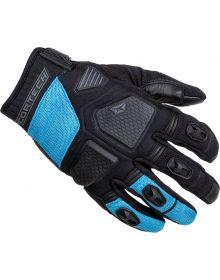 Cortech Aero-Flo Womens Gloves Light Blue