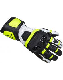 Cortech Chicane V1 RR Gloves Hi-Viz/Black