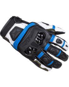 Cortech Chicane V1 ST Gloves Blue/Black