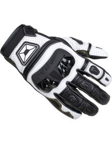 Cortech Chicane V1 ST Gloves Black/White