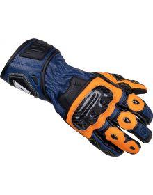 Cortech Apex V1 RR Gloves Orange/Navy