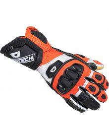 Cortech Adrenaline GP Gloves Red