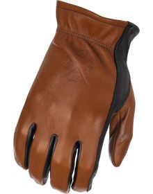 Highway 21 Louie Gloves Black/Tan
