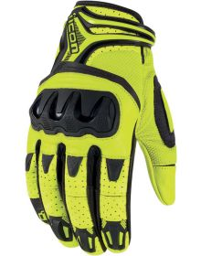 Icon Overlord Resistance Gloves Yellow